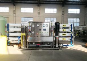 15-16吨纯净水设备