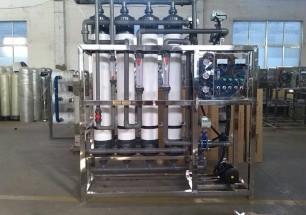 10吨超滤设备