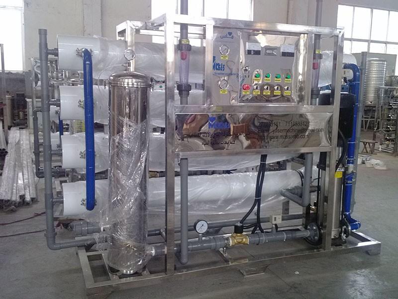 8吨纯净水设备