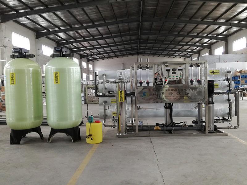6吨双级纯净水设备
